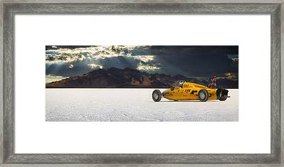 Dakota 158 Framed Print by Keith Berr