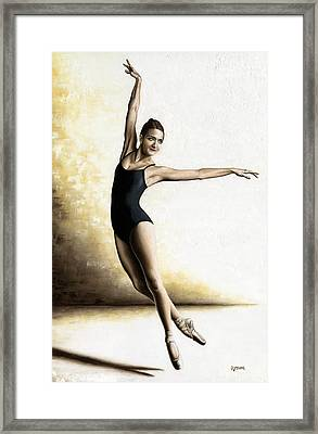 Dance Alive Framed Print by Richard Young