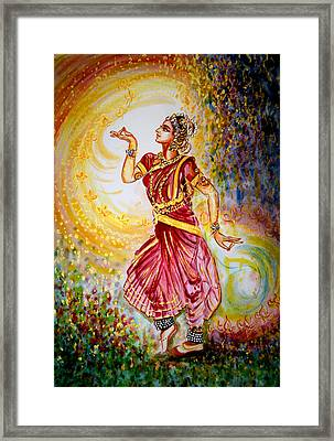 Dance 2 Framed Print by Harsh Malik