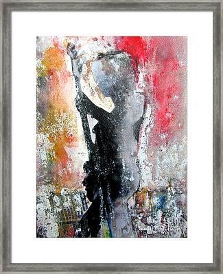 Dancing In The Moonlight Framed Print by Bri B