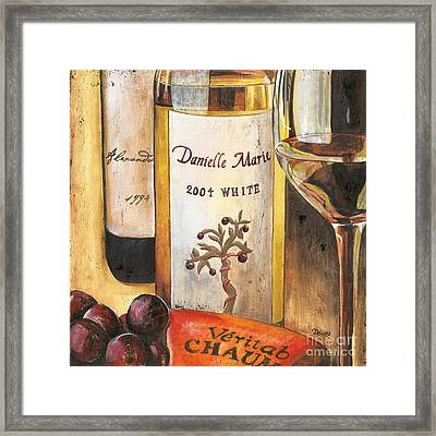 Danielle Marie 2004 Framed Print by Debbie DeWitt