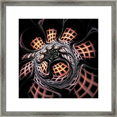 Dark Side Framed Print by Anastasiya Malakhova