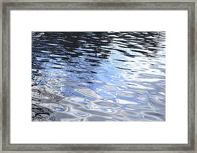 Darkness To Light Framed Print by Terry DeLuco