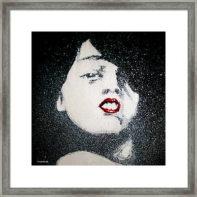 Darling Framed Print by Christopher Moonlight