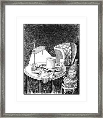 Date Night Framed Print by Jack Pumphrey