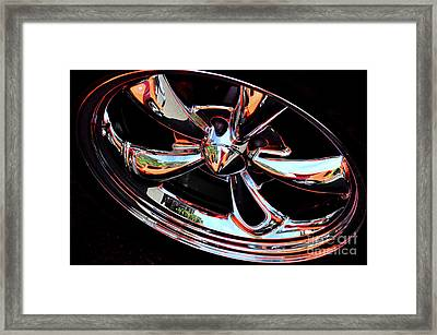 Dave's Dream Framed Print by Molly McPherson