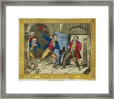 David Hoggart Framed Print by British Library