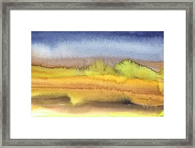 Dawn 37 Framed Print by Miki De Goodaboom