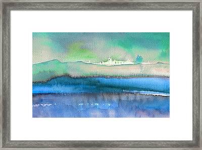 Dawn 38 Framed Print by Miki De Goodaboom