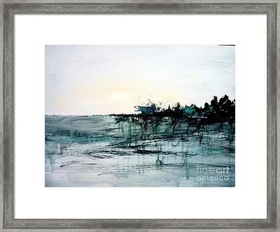 Dawn  Framed Print by Trilby Cole