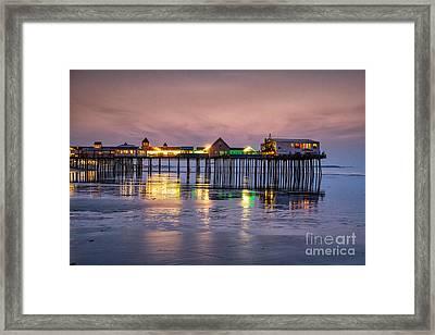 Dawns Early Light Framed Print by Scott Thorp