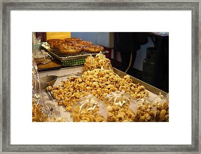 Day Street Market - Chiang Mai Thailand - 01133 Framed Print by DC Photographer