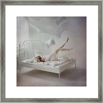 Daydream Framed Print by Anka Zhuravleva