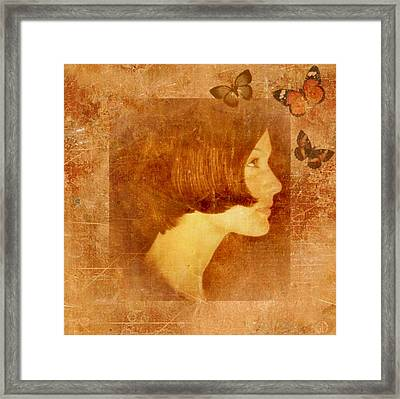 Daydreaming Framed Print by Gun Legler