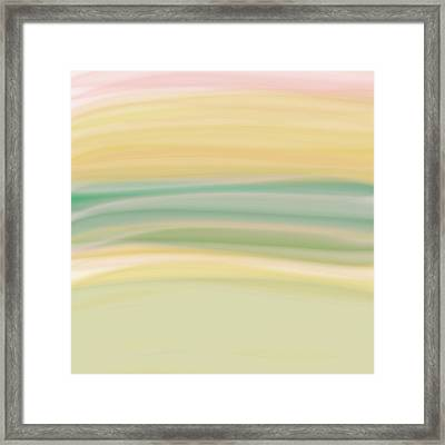 Daydreams 1 Framed Print by Bonnie Bruno