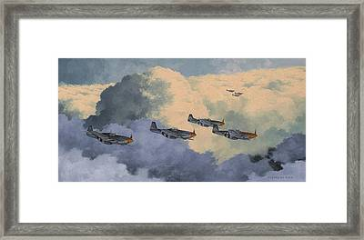 Daydreams Over Cambridgeshire Framed Print by Wade Meyers