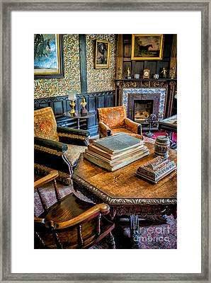 Days Gone By Framed Print by Adrian Evans