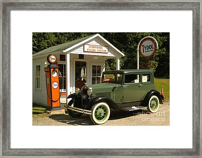 Days Gone By Framed Print by Kathleen Struckle