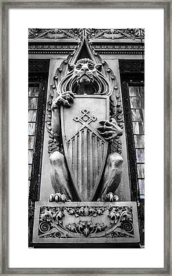 Deathless Courage Framed Print by Brian Stevens