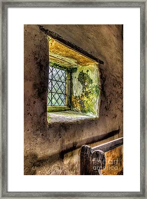 Decay Framed Print by Adrian Evans