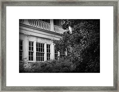 Decline Framed Print by Kelly Hazel