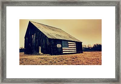 Dedication Framed Print by Kevin D Davis