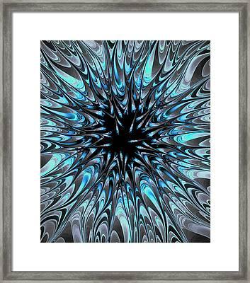 Deep Down Framed Print by Anastasiya Malakhova
