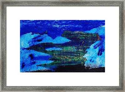 Deep Water Horizon Event Framed Print by Jean Cormier