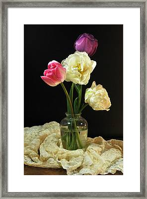 Defining Grace Framed Print by Diana Angstadt