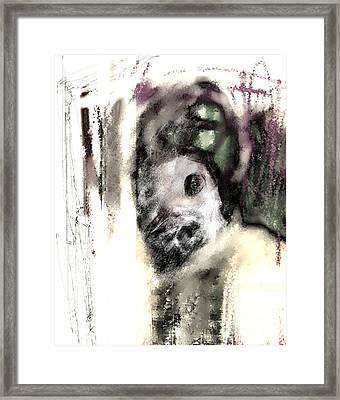 Deformed Personality Framed Print by Ruth Clotworthy