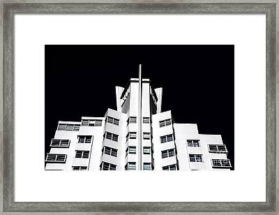 Delano Framed Print by John Rizzuto
