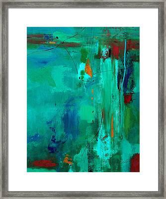 Deliver Me Framed Print by Ruth Palmer