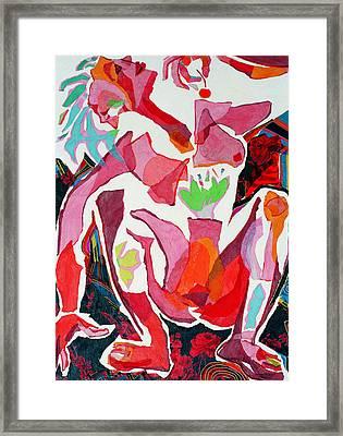 Deliverance Framed Print by Diane Fine