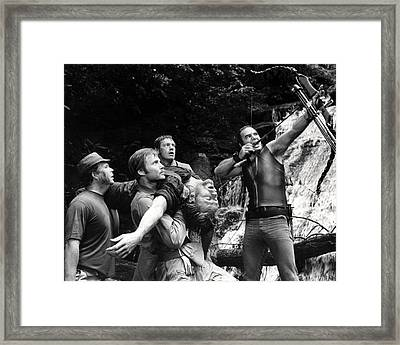 Deliverance  Framed Print by Silver Screen