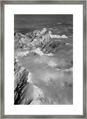 Denali ... Framed Print by Juergen Weiss