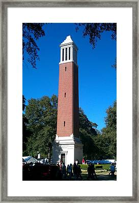 Denny Chimes Framed Print by Kenny Glover