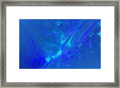 Deontological Ethics Framed Print by Jeff Iverson