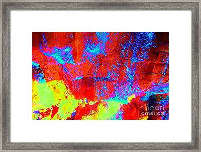 Departure Framed Print by Ann Johndro-Collins