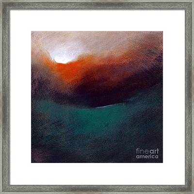 Depth Charged Framed Print by Neil McBride