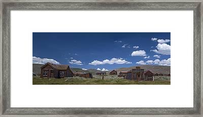 Deserted Bodie Framed Print by Jon Glaser
