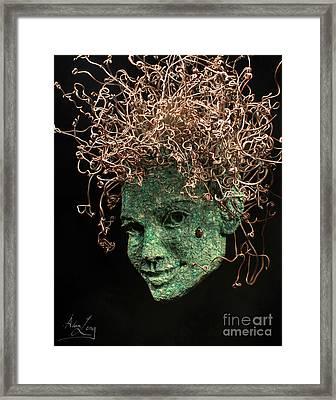 Desired Framed Print by Adam Long