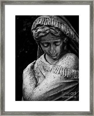 Despair Framed Print by Colleen Kammerer