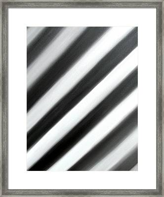 Desperation Framed Print by Sven Fischer