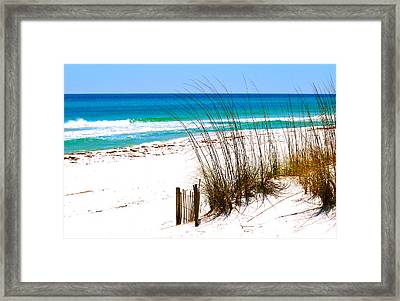 Destin Florida Framed Print by Monique Wegmueller