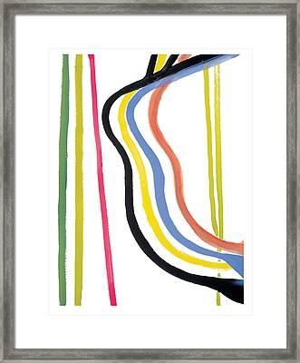 Destiny Framed Print by Bjorn Sjogren