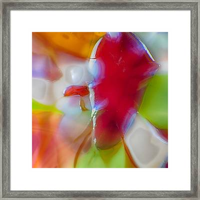 Devil Within Framed Print by Omaste Witkowski