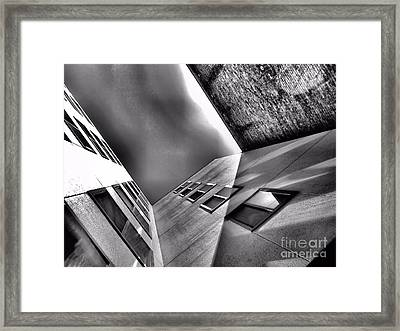 Different Point Of View Framed Print by Lauren Leigh Hunter Fine Art Photography