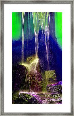 Diffusion Number Three Framed Print by Skip Willits