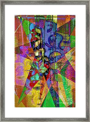 Dimensions Framed Print by Molly McPherson