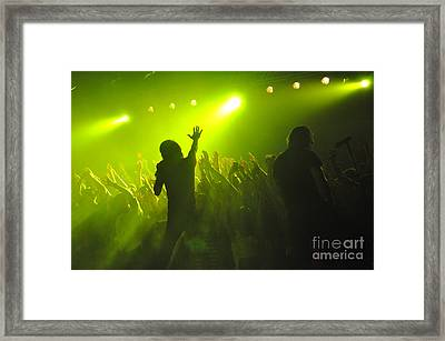 Disciple-kevin-9551 Framed Print by Gary Gingrich Galleries